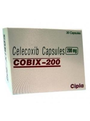 Celecoxib 200 mg. 30 capsules