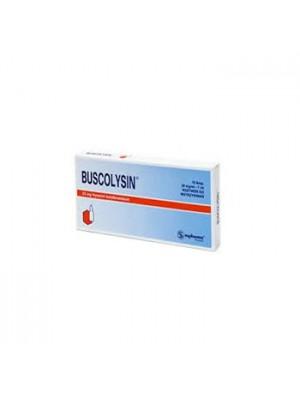 Buscolisin 20 tablets