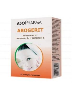 Abogerit 25 capsules