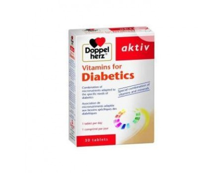 Vitamin for Diabetics 30 tablets