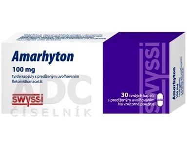 Amarhyton 100 mg. 30 capsules