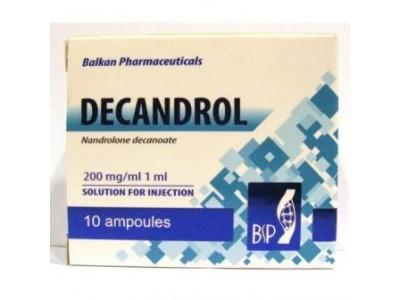 Decandrol 200 mg. 10 ampules