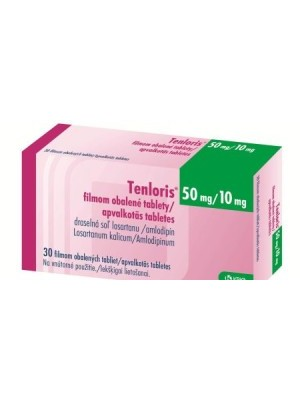 Tenloris 50 mg. / 5 mg. 30 tablets