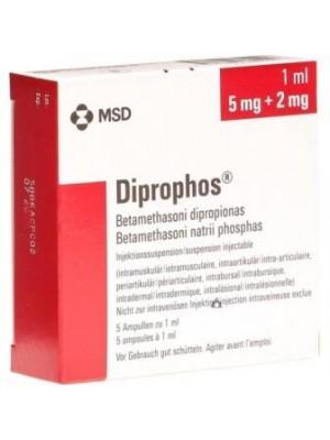 Diprophos 7 mg./ 1 ml. 1 ampule