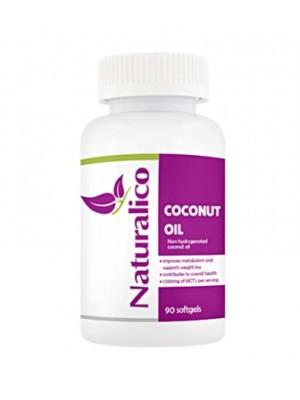 Coconut Oil 90 capsules