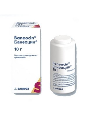 Baneocin powder 10g.