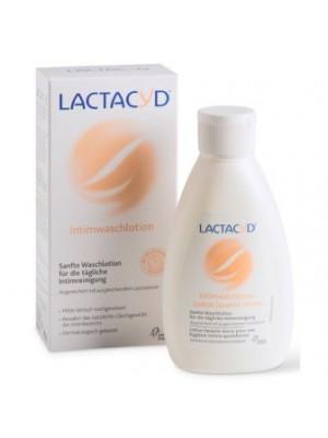 Lactacyd intimate gel 200 ml.