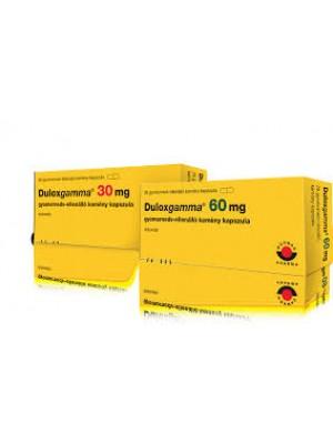 Duloxgamma 30 mg. 28 capsules