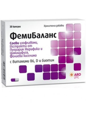 Femibalance 30 capsules