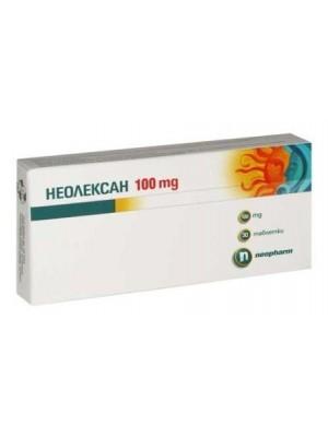 Neolexan 100mg. 30 tablets