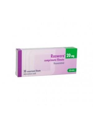 Roswera 15 mg. 30 tablets