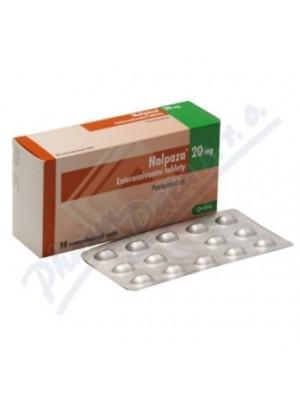Nolpaza 20 mg. 28 tablets