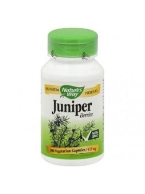 Juniper Berries 425 mg. 100 capsules