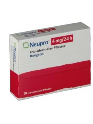 NEURO 4 mg. / 24 h. 28 transdermal patches