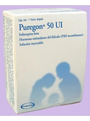 Puregon 50 IU 0.5 ml.