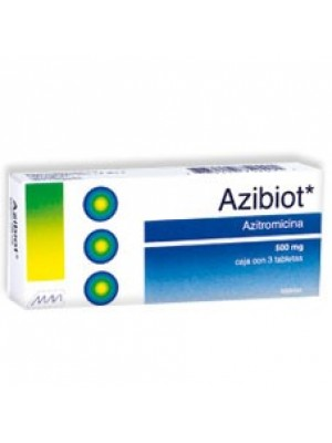 Azibiot suspension 40 mg. / ml. 22.5 ml.