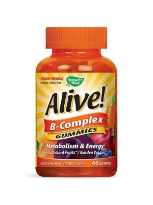 ALIVE B - COMPLEX 60 tablets
