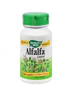 Alfalfa 405mg. 100 capsules