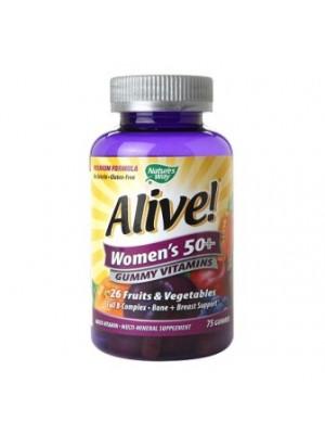 ALIVE VITAMINS FOR WOMEN 75 tablets