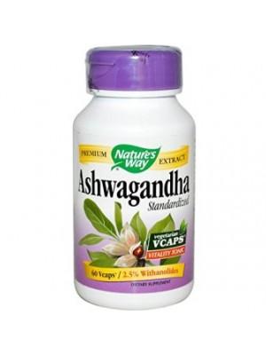 ASHWAGANDHA 500 mg. 60 capsules