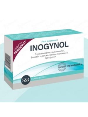 INOGYNOL 20 tablets