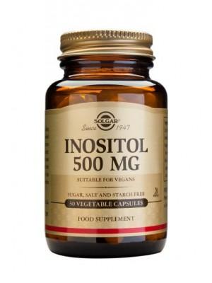 INOSITOL 500 mg. 50 capsules