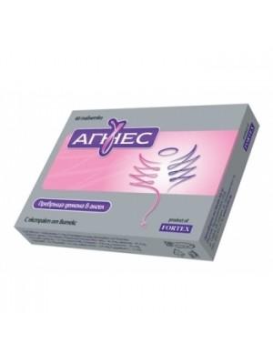 Agnes 132 mg. 60 tablets