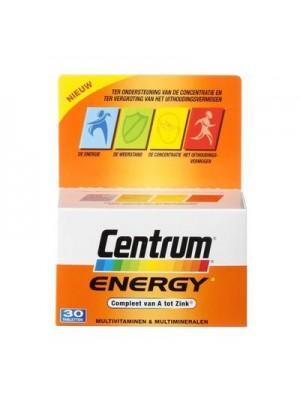 CENTRUM Energy 30 tablets
