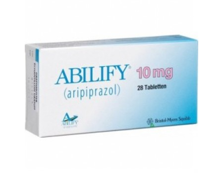 ABILIFY. 10 mg. 28 tablets
