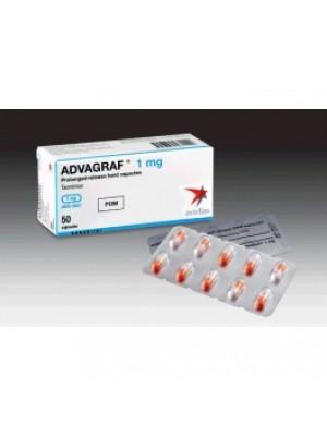 ADVAGRAF 1 mg. 30 capsules