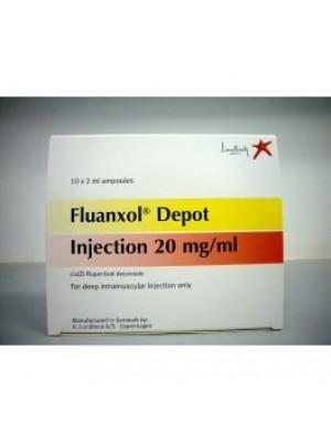 FLUANXOL DEPOT 20 mg. / Ml. 10 ampoules
