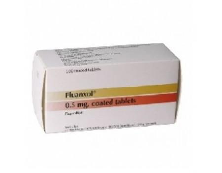 FLUANXOL 0.5 mg. 100 tablets