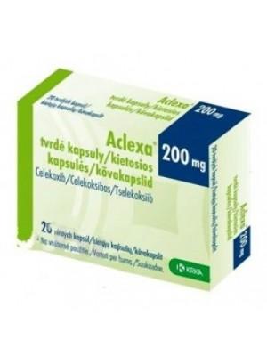 ACLEXA 200 mg. 30 capsules