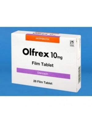 OLFREX 10 mg. 28 tablets