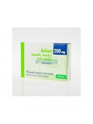 ACLEXA 200 mg. 10 capsules
