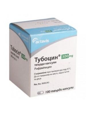 TUBOTSIN caps. 300 mg. 100 caps