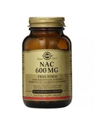 NAC 600 mg. 60 capsules