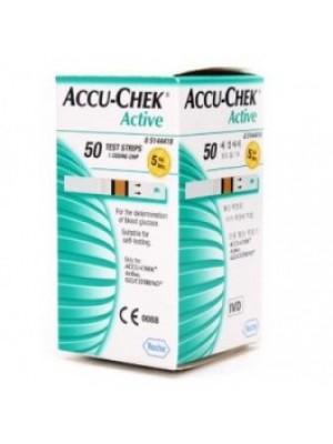 Accu Chek Active 50 test strips