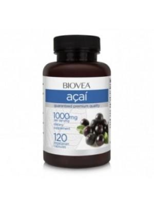 Acai 1000 mg. 120 capsules