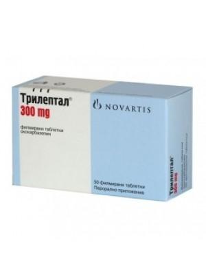 Trileptal Tablets 300 mg. - 50 tablets