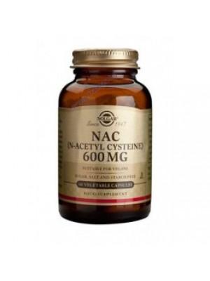 N - ACETYL CYSTEINE 600 mg. 60 capsules