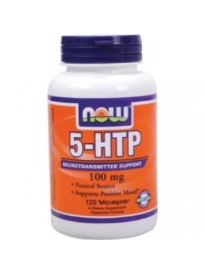5-HTP 100mg. 60 capsules