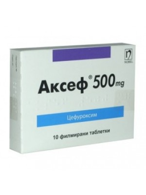 AKSEF . 500 mg. 10 tablets