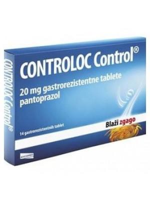 CONTROLOC Control 20mg. 14 tablets