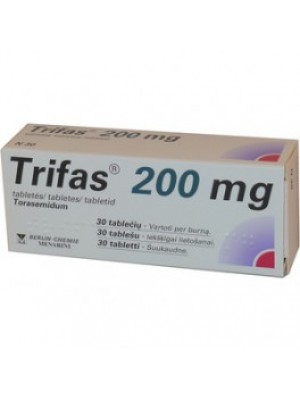TRIFAS 200 mg. 30 tablets