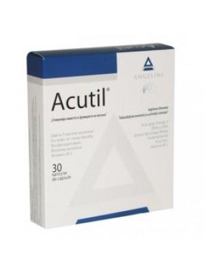 Acutil . 30 capsules