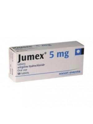 JUMEX table. 5 mg. 50 tablets